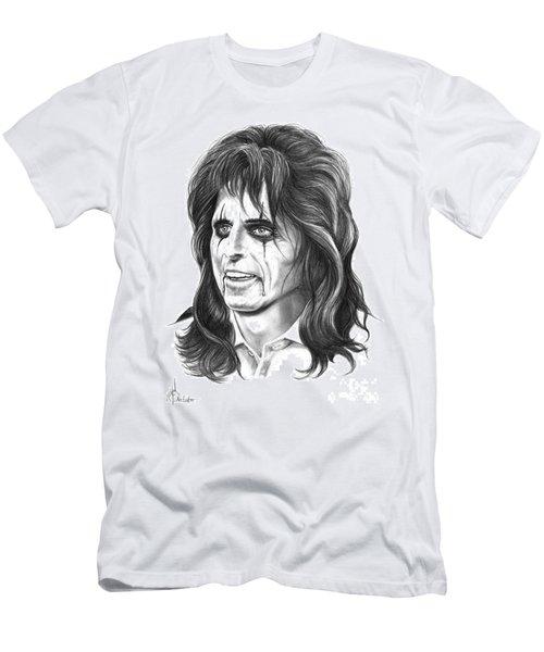 Alice Cooper Men's T-Shirt (Athletic Fit)