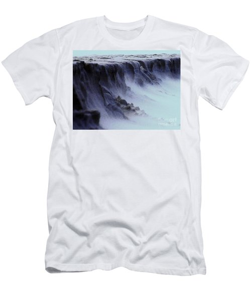 Alien Landscape The Aftermath Part 2 Men's T-Shirt (Athletic Fit)