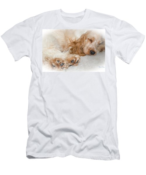 All Feet And Ears Men's T-Shirt (Slim Fit) by Susan Molnar
