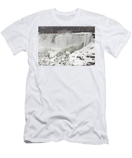 American Falls Men's T-Shirt (Athletic Fit)