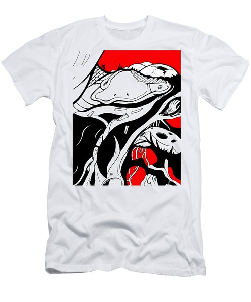 Amphibious Men's T-Shirt (Athletic Fit)