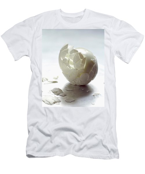 An Egg Shell Men's T-Shirt (Athletic Fit)