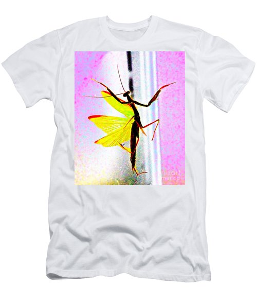 And Now Our Featured Dancer Men's T-Shirt (Athletic Fit)