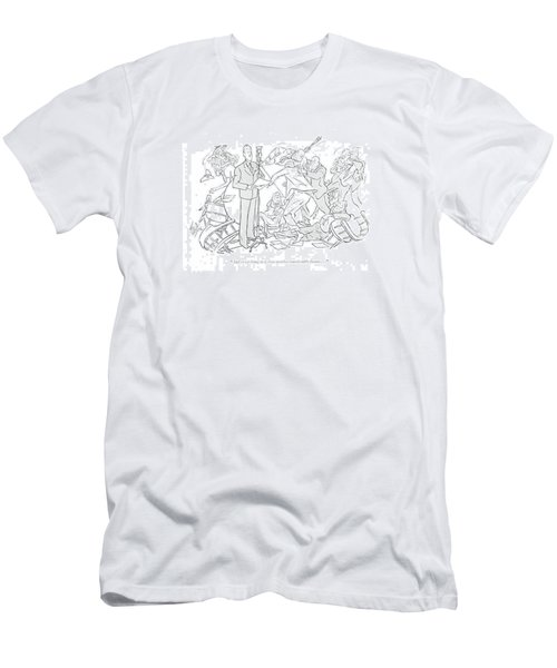 And So We Bring To A Close Another Round-table Men's T-Shirt (Athletic Fit)