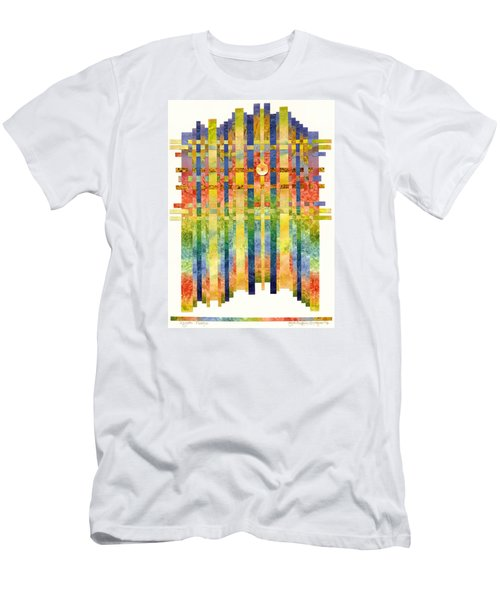 Angelic Visions Men's T-Shirt (Athletic Fit)