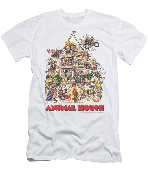 Animal House - Poster Art Men's T-Shirt (Athletic Fit)