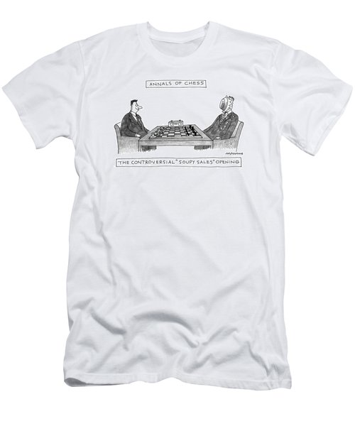 Annals Of Chess Men's T-Shirt (Athletic Fit)