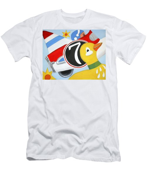 Antique Toys Men's T-Shirt (Athletic Fit)