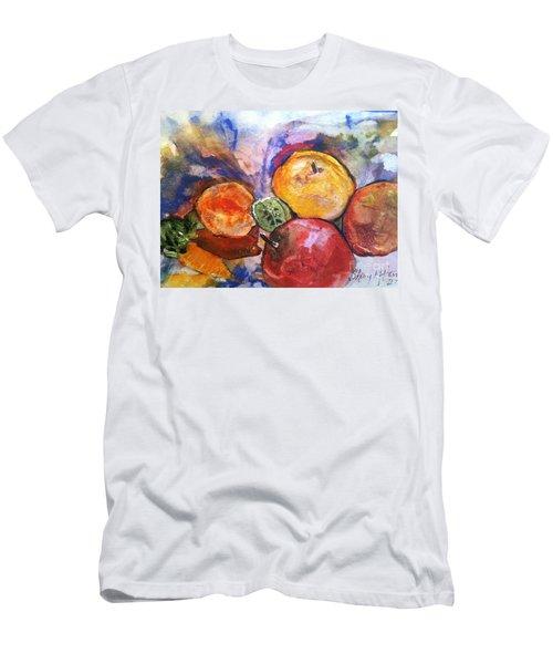 Appetite For Color Men's T-Shirt (Athletic Fit)