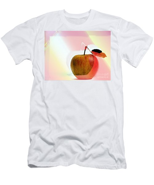 Apple Peel Men's T-Shirt (Athletic Fit)