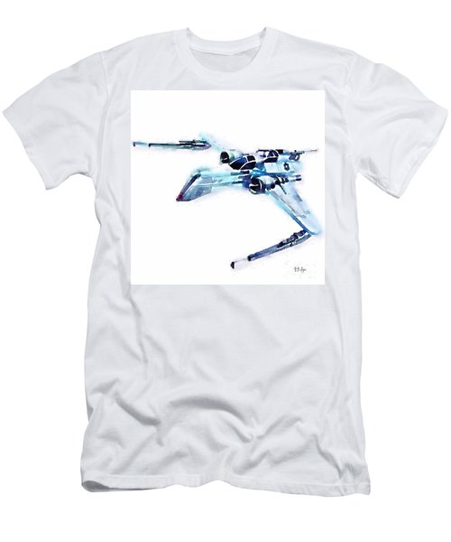 Arc-170 Starfighter Men's T-Shirt (Athletic Fit)