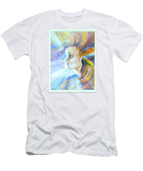Artemis Men's T-Shirt (Slim Fit) by Leanne Seymour