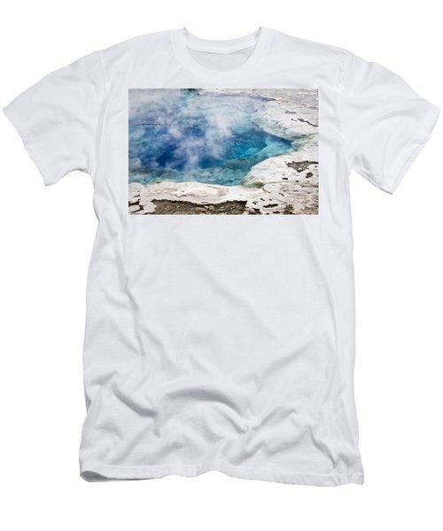 Artemisia Geyser Men's T-Shirt (Athletic Fit)