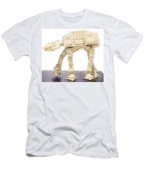 At-at All Terrain Armored Transport Men's T-Shirt (Athletic Fit)