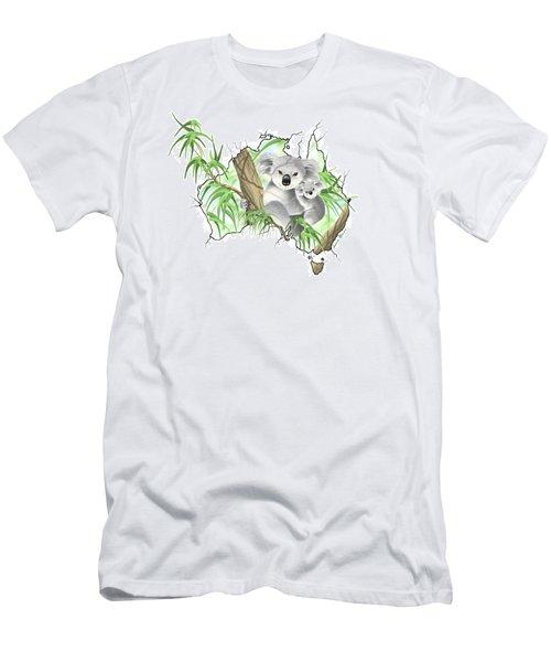Australia Men's T-Shirt (Athletic Fit)