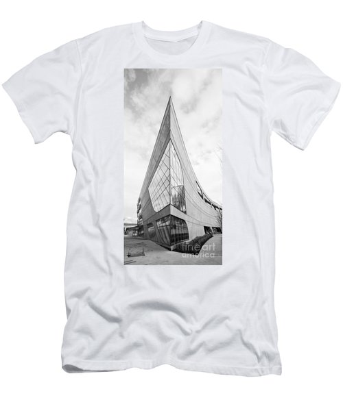 B Sharp Men's T-Shirt (Slim Fit) by Chris Dutton