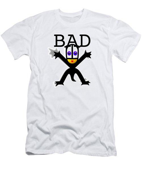 Bad Babe Men's T-Shirt (Athletic Fit)