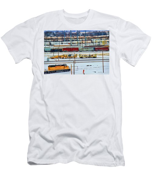 Bailey's Colors Men's T-Shirt (Athletic Fit)