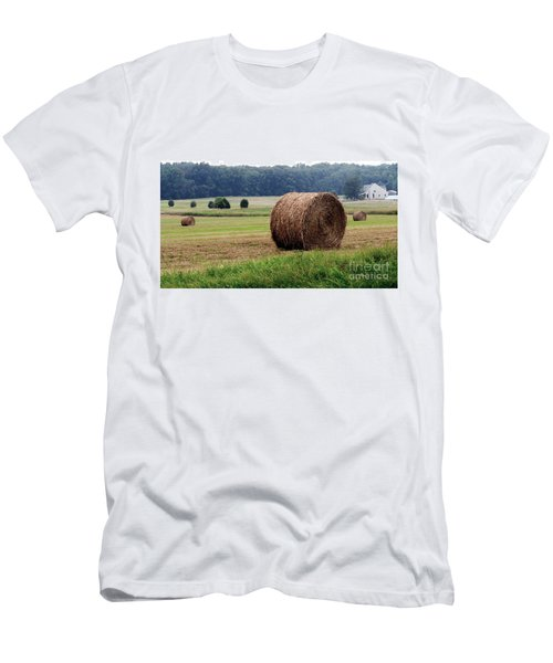 Bales In Solebury Men's T-Shirt (Athletic Fit)