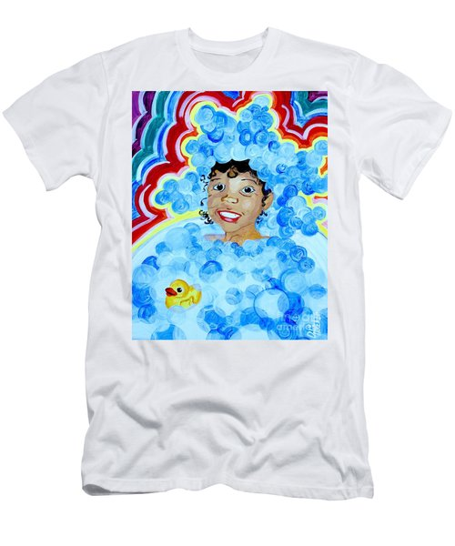 Bath Time Men's T-Shirt (Athletic Fit)