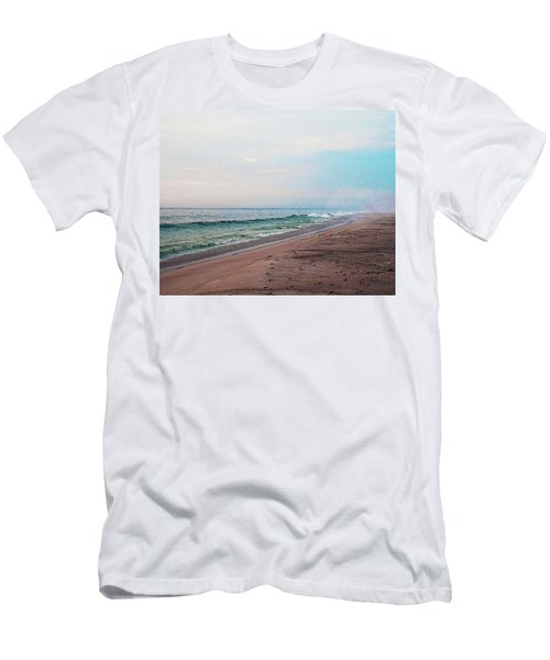 Beach Sentry Men's T-Shirt (Athletic Fit)