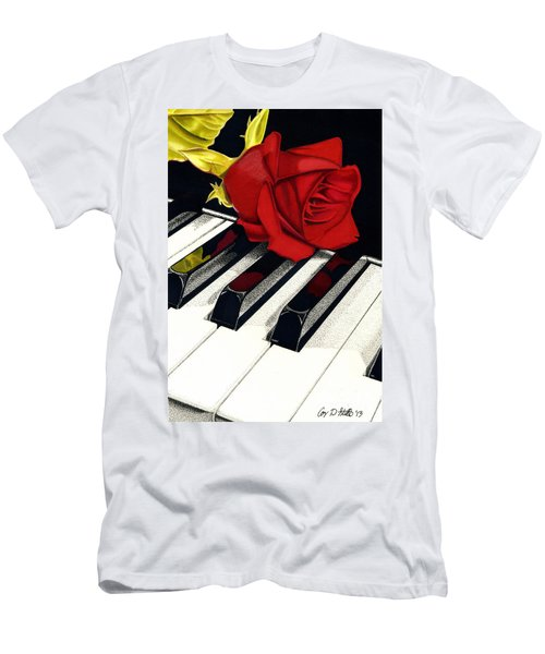 Beautiful Music Men's T-Shirt (Athletic Fit)