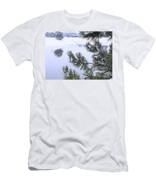 Beauty After The Storm Men's T-Shirt (Athletic Fit)
