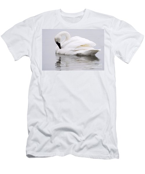 Beauty And Reflection Men's T-Shirt (Athletic Fit)