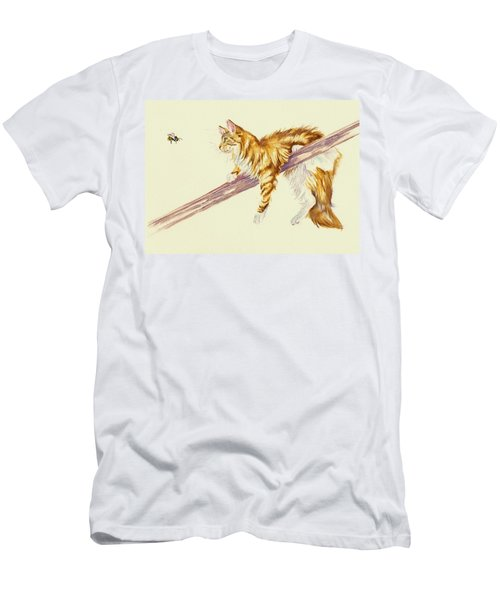 Bee Determined Men's T-Shirt (Athletic Fit)
