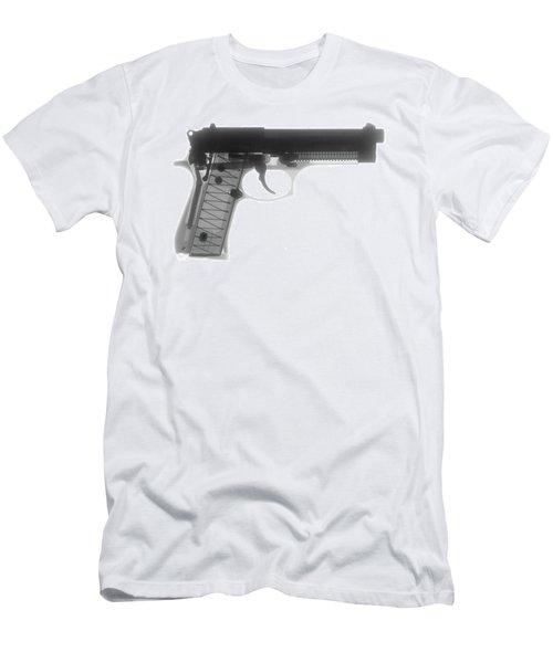 Beretta 9mm X-ray Photograph Men's T-Shirt (Athletic Fit)