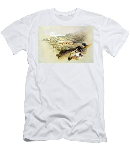 Bethany  Men's T-Shirt (Athletic Fit)