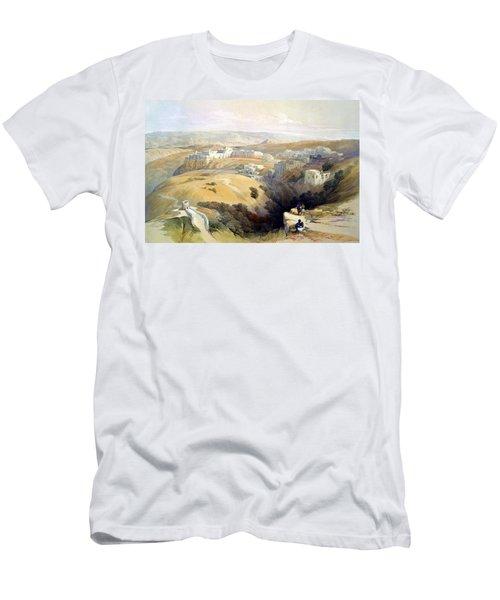 Bethlehem  Men's T-Shirt (Athletic Fit)