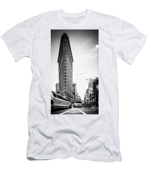Big In The Big Apple - Bw Men's T-Shirt (Athletic Fit)