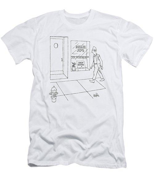 Billie Jo's Men's T-Shirt (Athletic Fit)