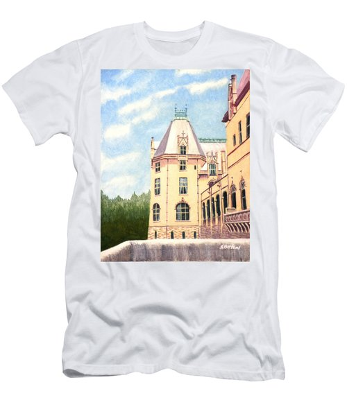Biltmore Balcony Men's T-Shirt (Athletic Fit)