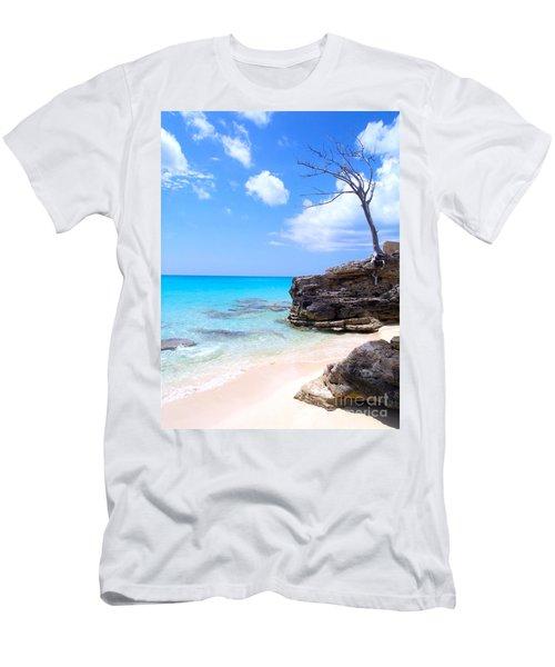 Bimini Beach Men's T-Shirt (Athletic Fit)