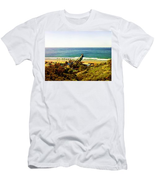 Birch Aquarium At La Jolla Men's T-Shirt (Athletic Fit)