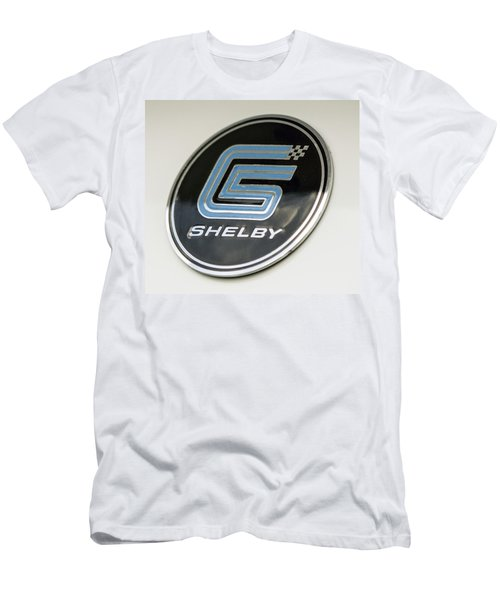 Birthday Car - Shelby Logo Men's T-Shirt (Athletic Fit)