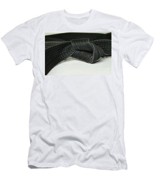 Black Belt Men's T-Shirt (Athletic Fit)