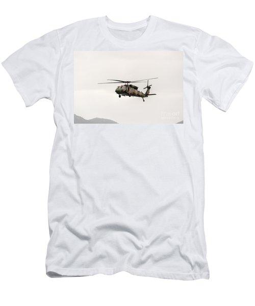 Black Hawk  Men's T-Shirt (Athletic Fit)