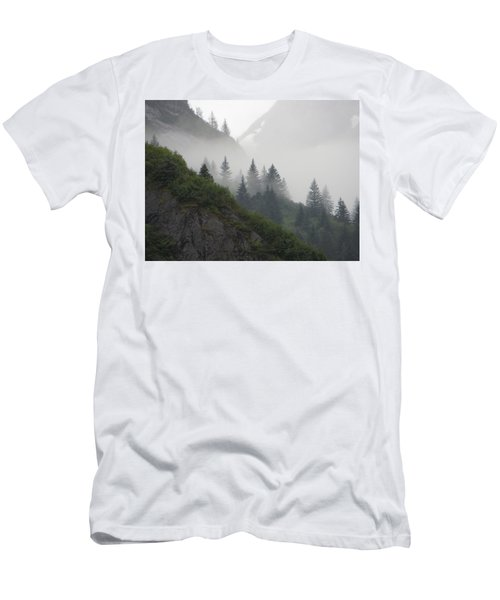 Blanket Of Fog Men's T-Shirt (Athletic Fit)