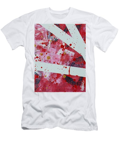 Blood On The Leaves Men's T-Shirt (Athletic Fit)