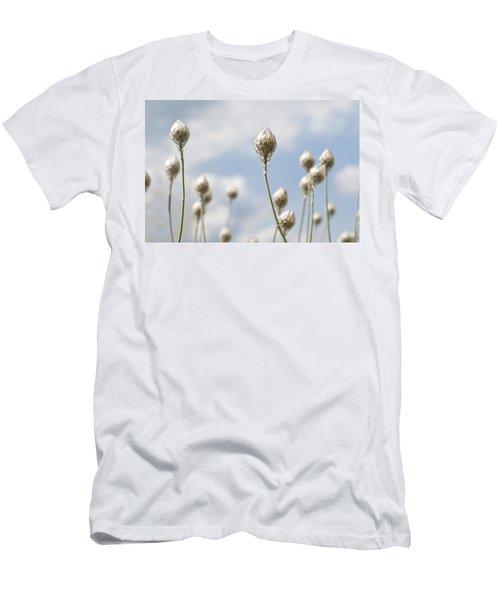 Blue Cupidone Men's T-Shirt (Athletic Fit)