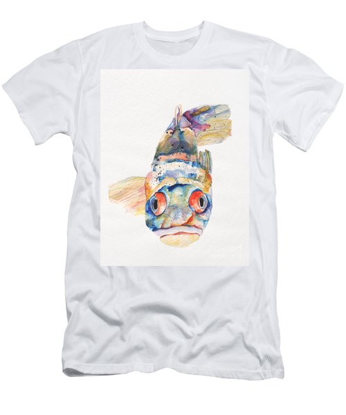 Blue Fish   Men's T-Shirt (Athletic Fit)