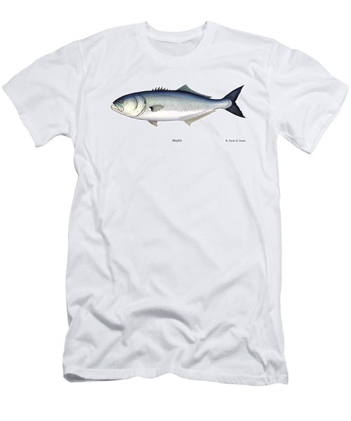 Bluefish Men's T-Shirt (Athletic Fit)
