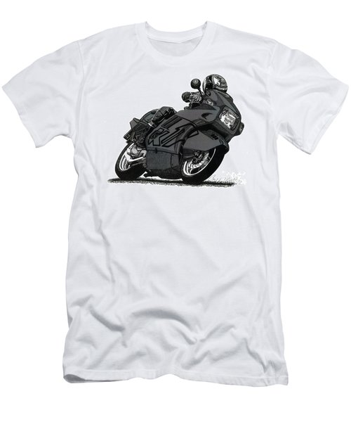 Bmw K1 Men's T-Shirt (Athletic Fit)