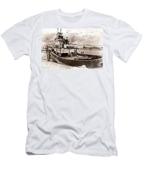 Bobbie Ann Men's T-Shirt (Slim Fit) by Suzanne Stout