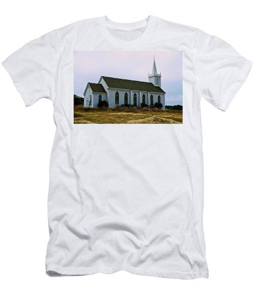 Bodega Church Men's T-Shirt (Athletic Fit)