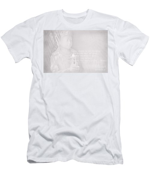 Bodhisattva Men's T-Shirt (Athletic Fit)