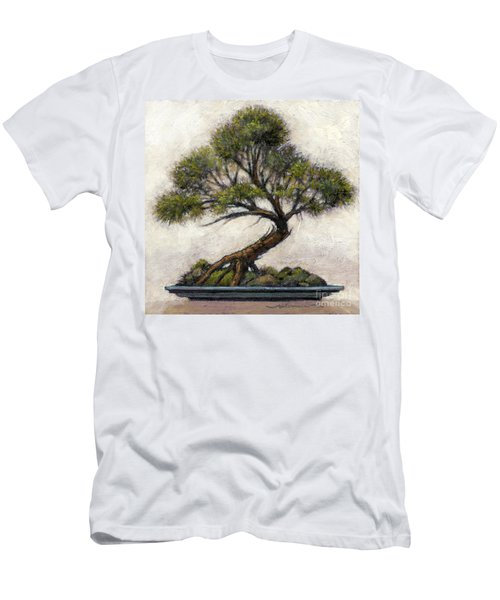 Bonsai Cedar Men's T-Shirt (Athletic Fit)